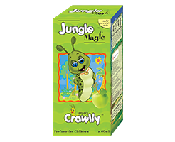 Jungle magic crawlly perfume