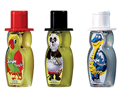 Jungle magic sanitizers